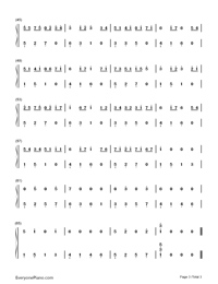 Qinguang's Canon-Kelly-Numbered-Musical-Notation-Preview-3