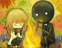 Reflection Mirror Night-Deemo