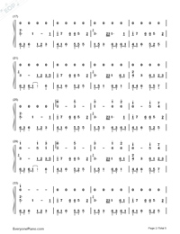 My Soul-July-Numbered-Musical-Notation-Preview-2
