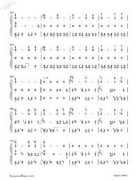 My Soul-July-Numbered-Musical-Notation-Preview-4