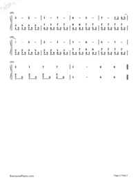 TOTORO-Numbered-Musical-Notation-Preview-2
