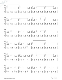 With the Wind-Yiruma-Numbered-Musical-Notation-Preview-2