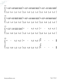Qinguang's Canon-Adapted Version-Numbered-Musical-Notation-Preview-3