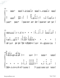 You Better Listen To Me-Eason Chan-Numbered-Musical-Notation-Preview-3