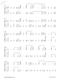 Nothing Left for You-Sam Smith-Numbered-Musical-Notation-Preview-2