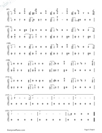 Nothing Left for You-Sam Smith-Numbered-Musical-Notation-Preview-6
