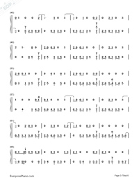 Say It First-Sam Smith-Numbered-Musical-Notation-Preview-3