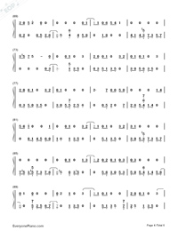 Say It First-Sam Smith-Numbered-Musical-Notation-Preview-4