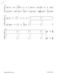 Say It First-Sam Smith-Numbered-Musical-Notation-Preview-6