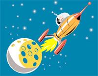 Man on The Moon-Eason Chan