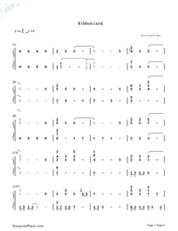 Ribbonized-Yiruma-Numbered-Musical-Notation-Preview-1