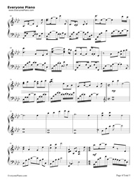 Ribbonized-Yiruma Stave Preview 4