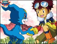 Break Up-Digimon Adventure 02 OST