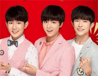 Hide and Seek-TFBOYS