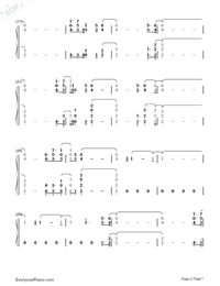 Out Of My Head-Charli XCX-Numbered-Musical-Notation-Preview-2