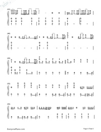 She Keeps Me Warm-Mary Lambert-Numbered-Musical-Notation-Preview-4