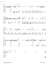 She Keeps Me Warm-Mary Lambert-Numbered-Musical-Notation-Preview-5