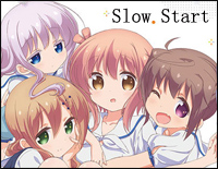 风の声を聴きながら-Slow Start ED