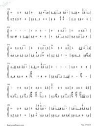 Love-Karen Mok-Numbered-Musical-Notation-Preview-2