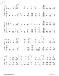 Azalea-Citrus OP-Numbered-Musical-Notation-Preview-2