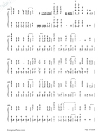 Azalea-Citrus OP-Numbered-Musical-Notation-Preview-3