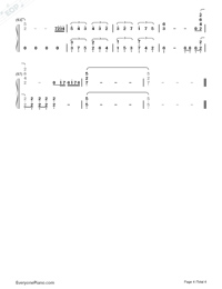 Azalea-Citrus OP-Numbered-Musical-Notation-Preview-4