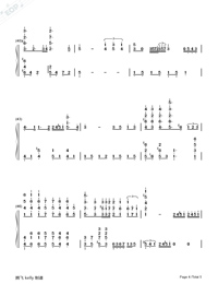 Remember Me-Perfect Version-Numbered-Musical-Notation-Preview-4