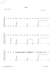 Seve-Tez Cadey-Numbered-Musical-Notation-Preview-1
