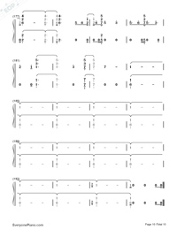 Real Friends-Camila Cabello-Numbered-Musical-Notation-Preview-10