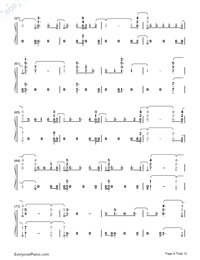 Real Friends-Camila Cabello-Numbered-Musical-Notation-Preview-4