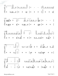 Real Friends-Camila Cabello-Numbered-Musical-Notation-Preview-6