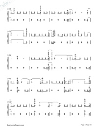 Real Friends-Camila Cabello-Numbered-Musical-Notation-Preview-8