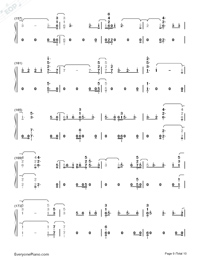 Real Friends-Camila Cabello-Numbered-Musical-Notation-Preview-9