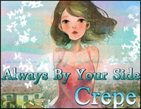 Always By your Side-Crepe