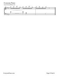打上花火-フルーバージョン五線譜プレビュー6