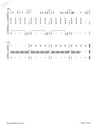 水星記-郭頂雙手簡譜預覽3