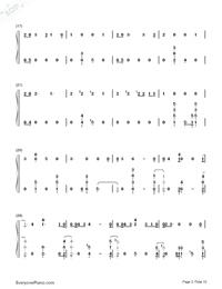 Universe-EXO-Numbered-Musical-Notation-Preview-2