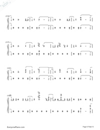 Universe-EXO-Numbered-Musical-Notation-Preview-8