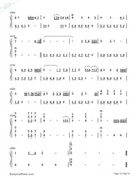 Variations On The Canon-David Lanz-Numbered-Musical-Notation-Preview-10