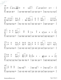Variations On The Canon-David Lanz-Numbered-Musical-Notation-Preview-3