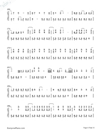 Variations On The Canon-David Lanz-Numbered-Musical-Notation-Preview-4