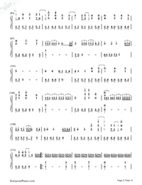 Variations On The Canon-David Lanz-Numbered-Musical-Notation-Preview-5