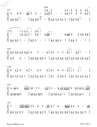 Variations On The Canon-David Lanz-Numbered-Musical-Notation-Preview-7