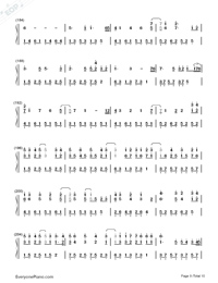 Variations On The Canon-David Lanz-Numbered-Musical-Notation-Preview-9