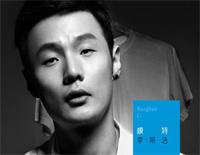 Model-Li Ronghao