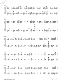Pray for Me-Black Panther OST-Numbered-Musical-Notation-Preview-2