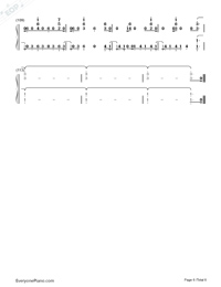 In My Blood-Shawn Mendes-Numbered-Musical-Notation-Preview-6