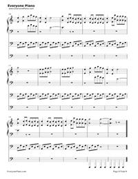 菠蘿菠蘿蜜-謝娜五線譜預覽8