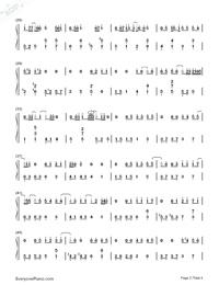 還是會-我可能不會愛你主題曲雙手簡譜預覽2
