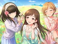 Sora to Kaze to Koi no Waltz-Minami Tsuda